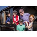 Four star first for friendly heritage railway and museum