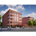 Midrocs nybyggnadsprojekt i Trelleborg nomineras till samhällsbyggnadspris