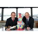 Stena Line celebrates five successful years on  Belfast to Cairnryan