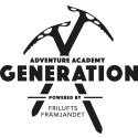 Logotyp Adventure Academy generation