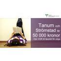 Tanum och Strömstad får 50 000 kronor  från VGR till lässtöd för unga