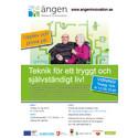 Visning i forsknings- och innovationslägenheten på Ängen 15 maj!