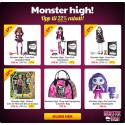 Opp til 34% på populære julegaver fra Monster High, Zoobles og Hot Wheels   Julegavetips for alle aldre   Konkurrer - vinn Brio trejernbane!