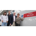Virgin Trains marks 60 years of Blue Peter with train naming