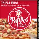 Endelig Peppes Pizza i frysedisken