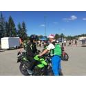 Ökad säkerhet på motorcykel och moped 3.0