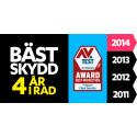 F-Secure prisas för bästa skydd i AV-TEST – för fjärde året i rad