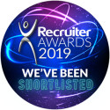 Finegreen shortlisted for Best Public/Third Sector Recruitment Agency at the Recruiter Awards 2019!
