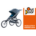 Thules nya joggingvagn Thule Glide tilldelas Outdoor Industry Award