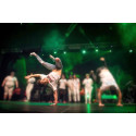 Young HipHop Artists arrangerar All Style Dance Battle under The Tall Ships Races 2017