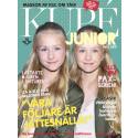 Nytt samarbete mellan SJ och Kamratposten ska lyfta Kupé Junior