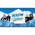 Vårvintern i Åre inleds tillsammans med RIX FM – skidfest med Sveriges artistelit