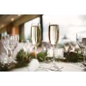 Dukat för ett festligt nyårsfirande på Sheraton Stockholm Hotel