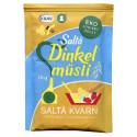 Saltå Kvarn lanserar populär müsli i portionsförpackning till flyg och tåg