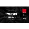 BigFoot Seminar 2018