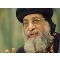 Ärkebiskopen besöker påve i Egypten