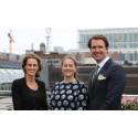 Tre nya delägare till Stockholm
