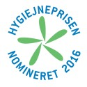 Hudevad Care Nominated for The Hygiene Award 2016 (Hygiejneprisen 2016)