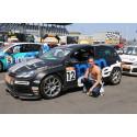 Race rapport från Lausitzring Volkswagen Golf Cup med Simon Larsson