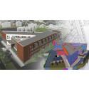 Järvenpään JUST on maailman paras julkisten rakennusten BIM-projekti