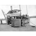 ÅTERBLICK till det förflutna – vernissage för fotoutställning om Gustavsbergs Porslinsfabrik för 100 år sedan
