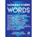 Words - Happening med musik, litteratur, konst och film