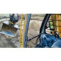 Engcon stödjer nu Trimbles nya grävsystem