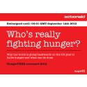 Who's Really Fighting Hunger?  - rapport från ActionAid Intl.