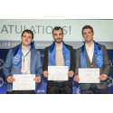 EIT Digital bestows first doctorates addressing Europe's need for entrepreneurial digital technology leaders