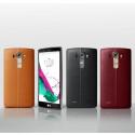 PREMIERE FOR LG G4 – SMARTTELEFON MED EKTE SKINN OG SUPERKAMERA