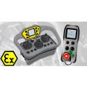 Radiostyrning för EX-miljöer