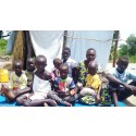 Barnen som flyr kriget i Östafrika behöver hjälp: Läkarmissionen startar katastrofinsamling för utsatta i Sydsudan