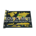 Scratch maps er sjov for hele familien