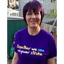 ​Skipton stroke survivor prepares for fundraising head shave