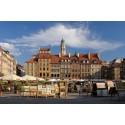 Seværdigheder i Warszawa