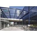 Sello Shoppingcenter skyddar besökarna från het shopping