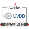 Airwatergreen certified supplier at the Achilles site