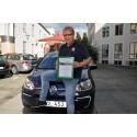 Karlshamn bäst i Blekinge på grön omställning till biogasbilar