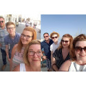 Sunglasses selfie wins new frames for a family of four