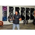 Dogge Doggelito väljer ABS Wheels nya vinterfälg