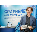 Innovative shoes using graphene by IIT and FADEL