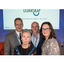 Ledare hyllades på hyllningsmingel inför norra Sveriges största ledarskapskonferens