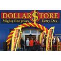 24 maj: DollarStore utökar familjen med 4 nya butiker