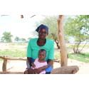 Zimbabwes hiv-positiva hårt drabbade av torkan