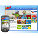 Om Mobil Marknadsföring – LEKIA nu med Mobil Hemsida!