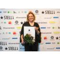 Stolt bagare från Växjö korades till vinnare på Stellagalan