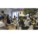 Gatumusikanter sprider musikglädje i Blekinge