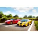 Uppfyll en pojkdröm – körtur i Ferrari eller Lamborghini till specialpriser