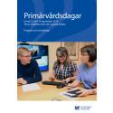 Program för primärvårdsdagarna 15-16 november 2016
