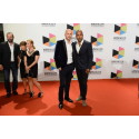 Martin Dahlin delägare i Magine – Firade ettårsjubileum på Kristallengalan